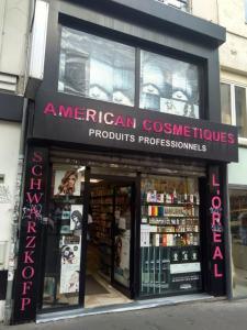 American Cosmétique - Fabrication de parfums et cosmétiques - Paris