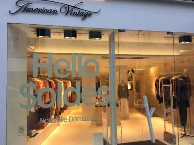 American Vintage - Vêtements homme - Paris