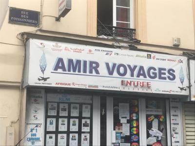Amir Voyages - Hôtel - Paris