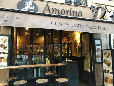 Amorino - Glacier - Paris