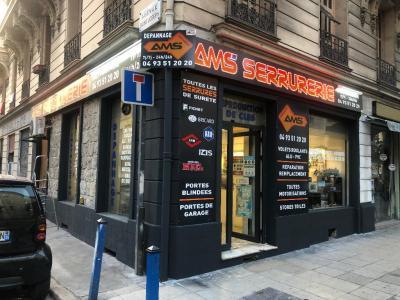 Ams - Serrurerie et métallerie - Nice