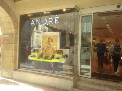 André - Chaussures - La Rochelle