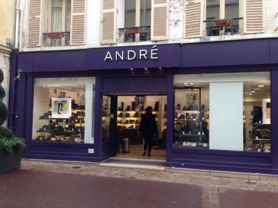 André - Chaussures - Saint-Germain-en-Laye
