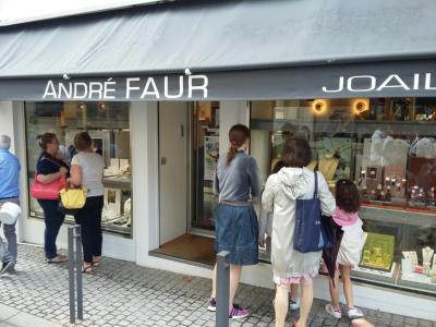 André Faur Joaillier - Bijoux - Biarritz