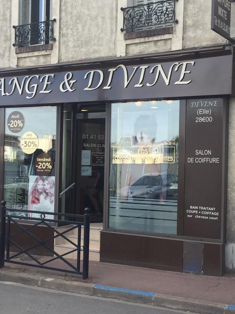 Ange Et Divine Coiffure Gagny Coiffeur Adresse Avis