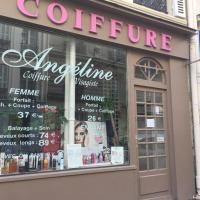 ANGELIQUE COIFFURE - PARIS