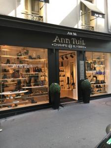 Ann Tuil - Magasin de sport - Paris