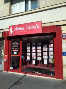 Anne Carole Immobilier - Agence immobilière - Paris
