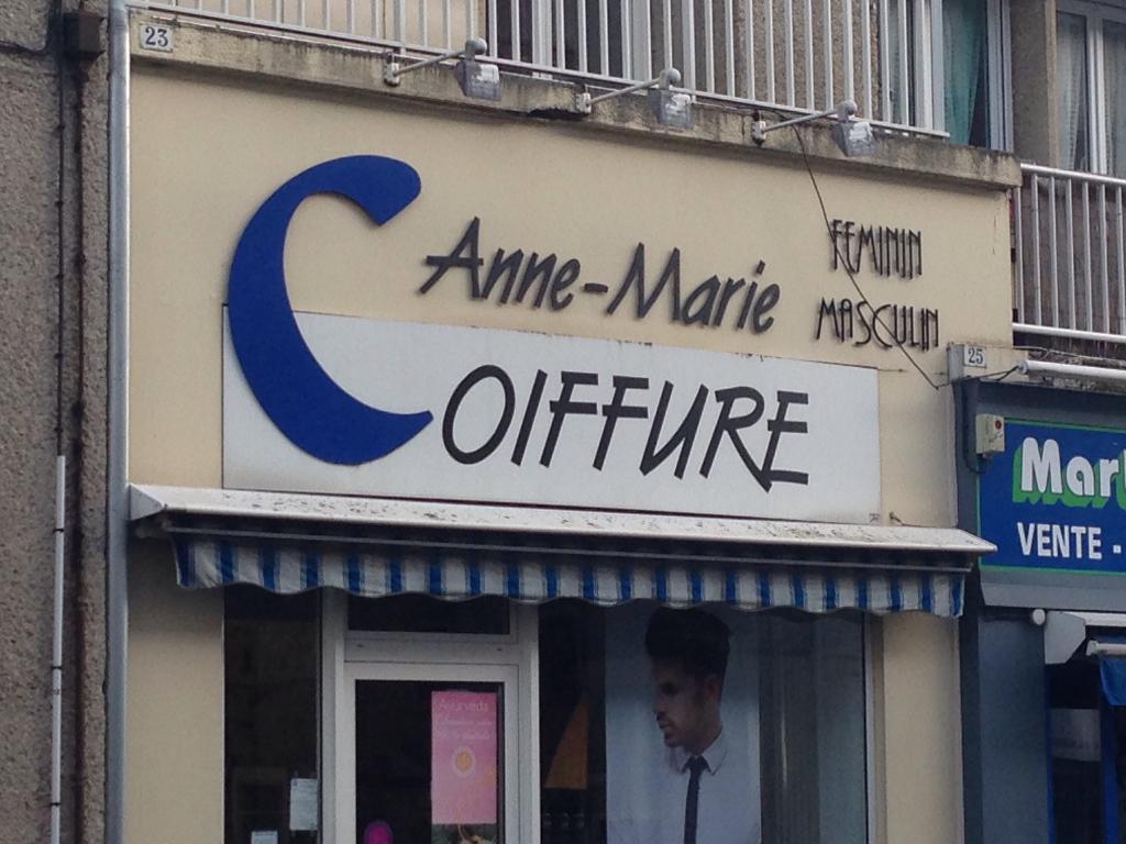 Anne Marie Coiffure Saint Lo Coiffeur Adresse