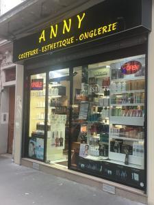 Anny Choisy - Coiffeur - Paris