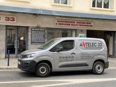 Antelec 33 SARL - Vente et installation d'antennes de télévision - Bordeaux