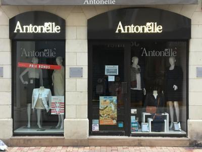 Antonelle - Vêtements femme - Angers