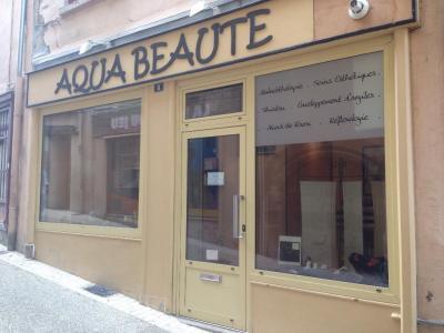 Aqua-Beauté - Réflexologie plantaire - Vienne