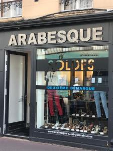 Arabesque - Chaussures - Saint-Germain-en-Laye