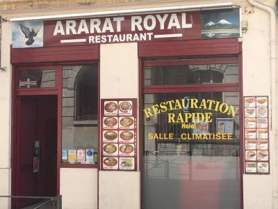 Ararat Royal - Restaurant - Lyon