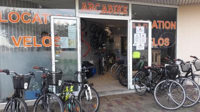 Arcabike - Location de vélos - Arcachon