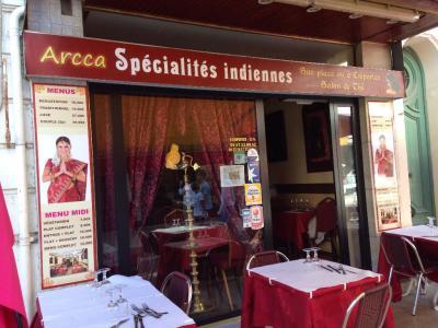 Arcca Asha SARL - Restaurant - Arcachon