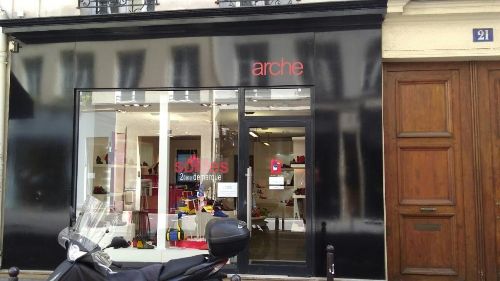 Arche Chaussures Paris Magasin de chaussures (adresse)