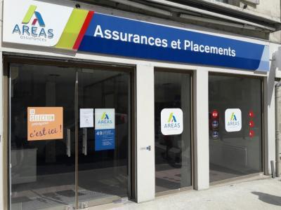 Aréas Assurances - Agence de Blois - Société d'assurance - Blois