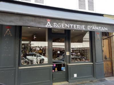 Argenterie d Antan - Achat et vente d'antiquités - Paris