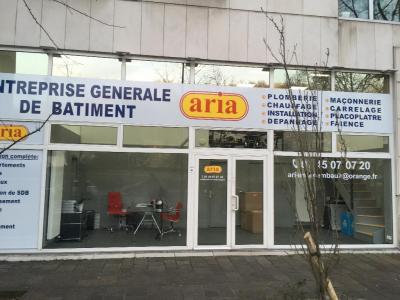 Aria - Entreprise de bâtiment - Sèvres