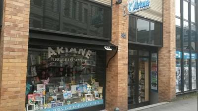 Ariane Librairie Voyage - Librairie - Rennes