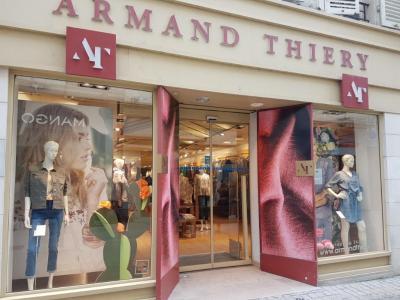 Armand Thiery - Vêtements femme - Niort