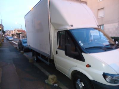 Armijo Transports - Déménagement - Montreuil