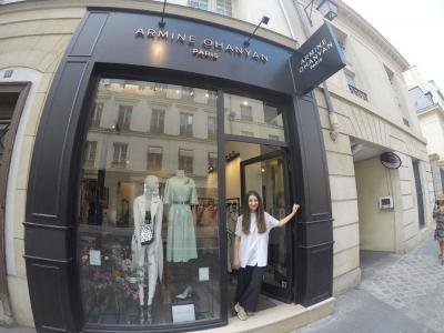 Armine Ohanyan Paris - Vêtements femme - Paris