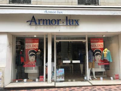 Armor Lux - Vêtements femme - Angers