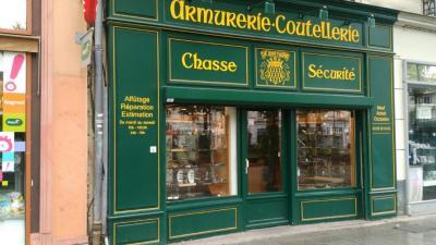Armurerie Coutellerie de Bretagne - Arts de la table - Rennes
