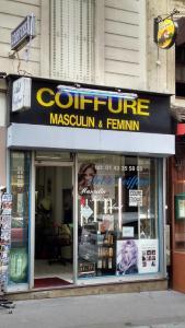 Art & Coiffure - Coiffeur - Paris