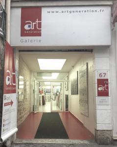 Art Génération - Galerie d'art - Paris
