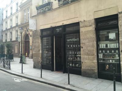 Artéfact - Café bar - Paris