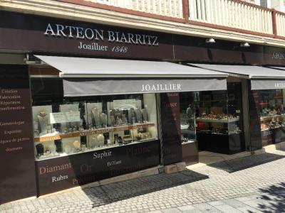 Artéon Biarritz SARL - Création en joaillerie - Biarritz