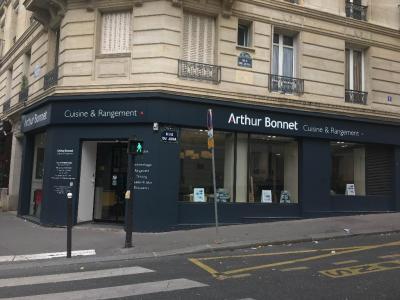 Arthur Bonnet - Vente et installation de cuisines - Paris
