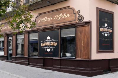 Arthur & John barbershop - Coiffeur - Saint-Étienne
