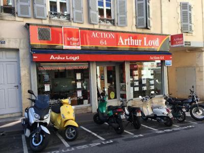 Arthur Loyd - Conseil en immobilier d'entreprise - Biarritz
