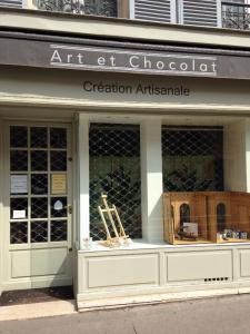 Art & Chocolat - Chocolatier confiseur - Versailles