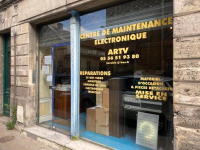 ARTV Centre Maintenance Electronique - Dépannage de télévision, vidéo et son - Bordeaux