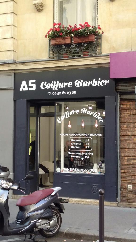 Coiffeur Homme Barbier As Coiffure Barbier Paris Coiffeur Adresse Avis