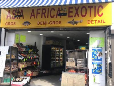Asia Africa Exotic - Alimentation générale - Pantin