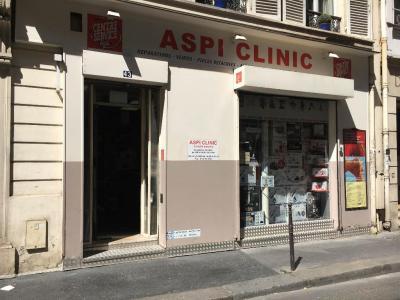 Aspi Clinic - Électroménager - Paris