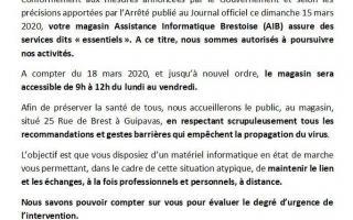 Assistance Informatique Brestoise