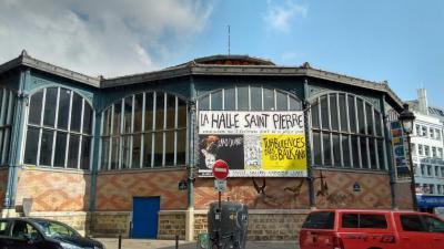 Halle Saint Pierre - Attraction touristique - Paris