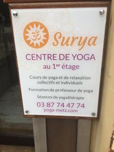 Association Surya - Masseur kinésithérapeute - Metz