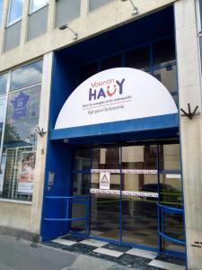 Institut de formation en masso-kinésithérapie Valentin Haüy - Association humanitaire, d'entraide, sociale - Paris