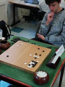 Association Yosakura-Club De Go De Nantes - - Club de jeux de société, bridge et échecs - Nantes