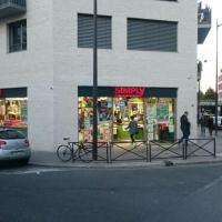 Auchan Supermarché PARIS OURCQ - PARIS