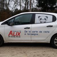 Alix Publicité - NOTRE DAME DE SANILHAC
